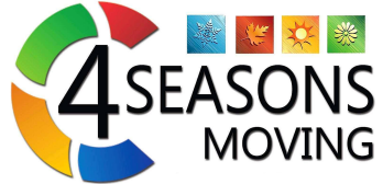 4 Seasons Moving Logo
